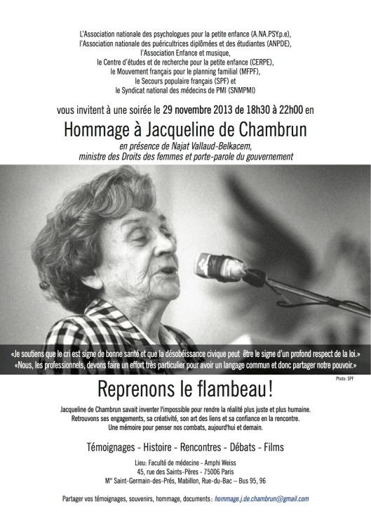 Invitation Hommage J. de Chambrun 29 nov 18.30 - copie