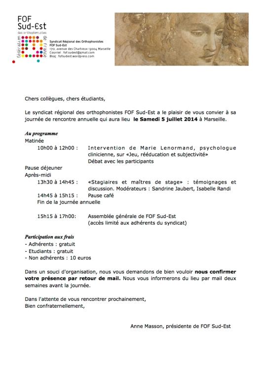 FOFSE invitation AG 05072014