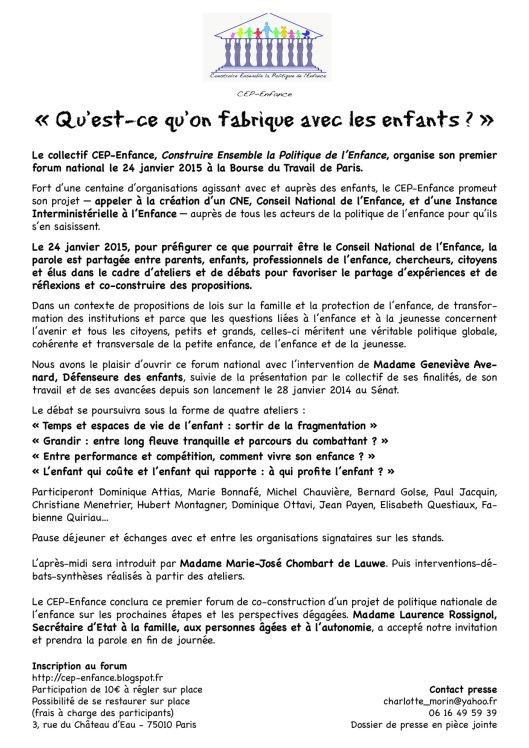 CP_signataires_Forum_24janvier2015_CEP-Enfance