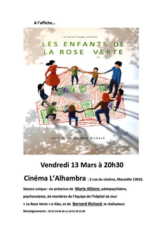 Affiche Rose Verte Alhambra 13 Mars (1)