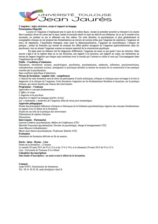 Formation l'Angoisse-2